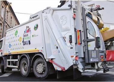 Calendrier Ordures Ménagères 2022 TREGUEUX   ENVIRONNEMENT   Collecte des déchets