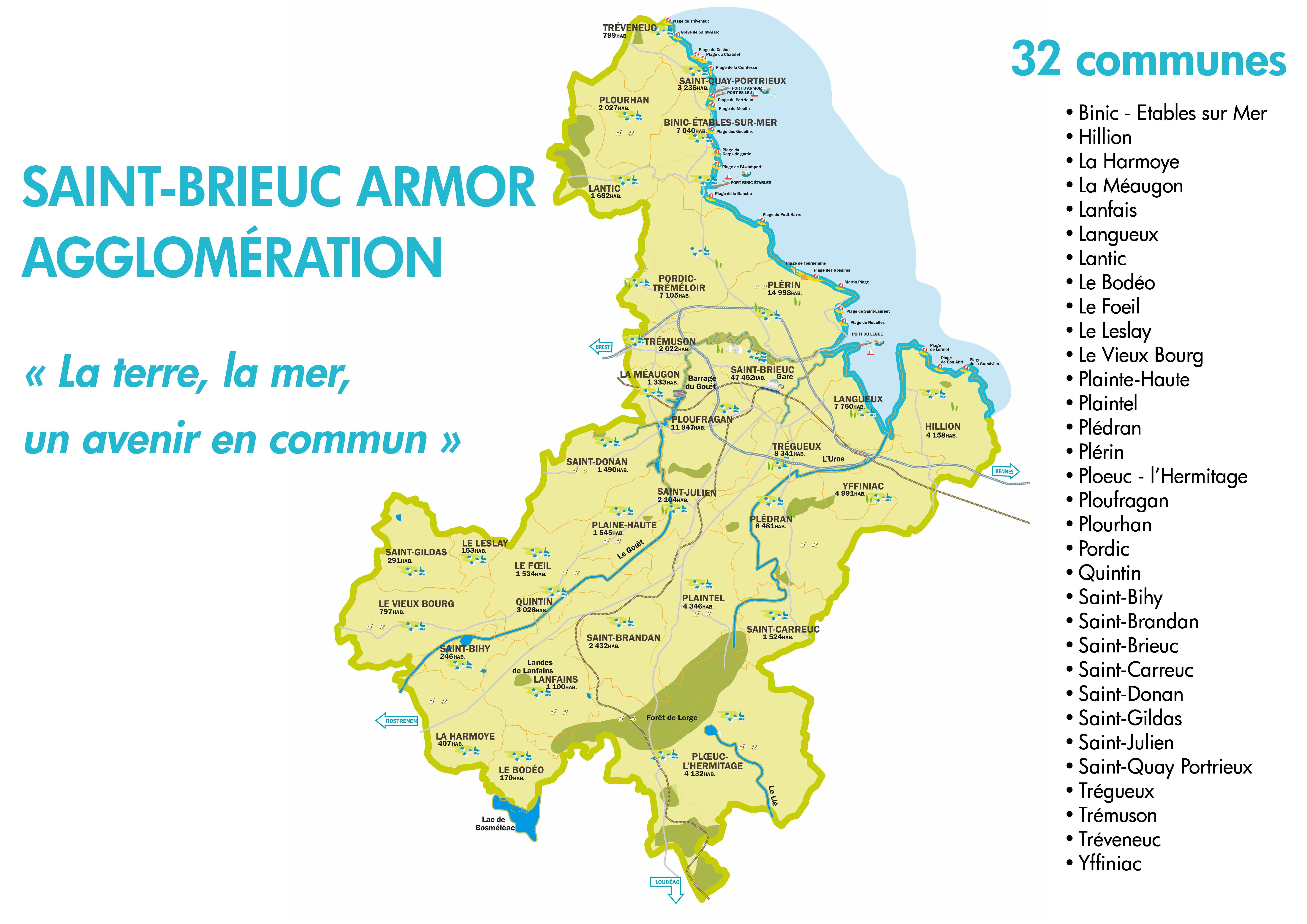 File:Map-Bro-Sant-Brieg.png - Wikimedia Commons  |Saint Brieuc Carte
